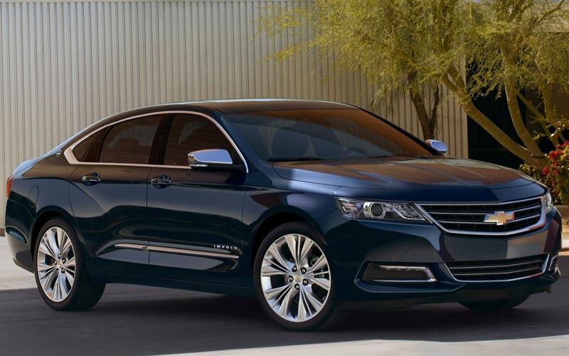 Фото Chevrolet Impala