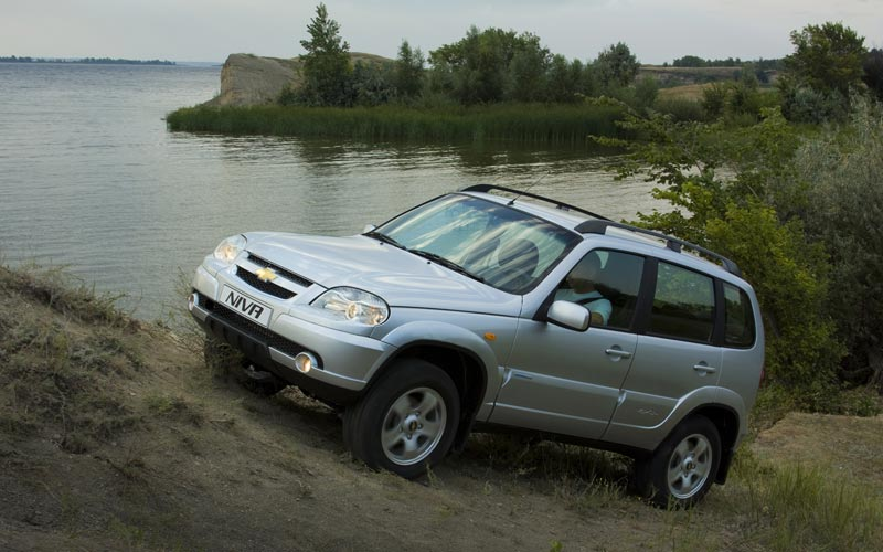 Фото Chevrolet Niva