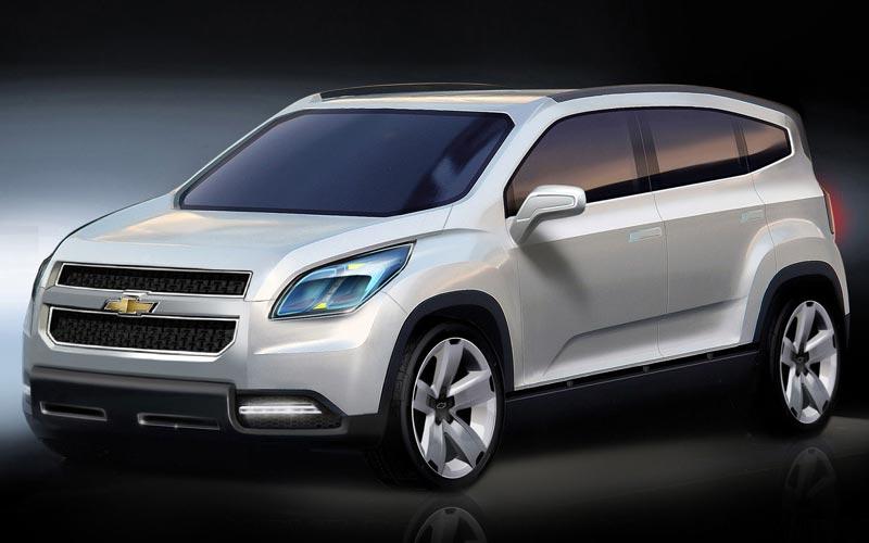 Фото Chevrolet Orlando Concept