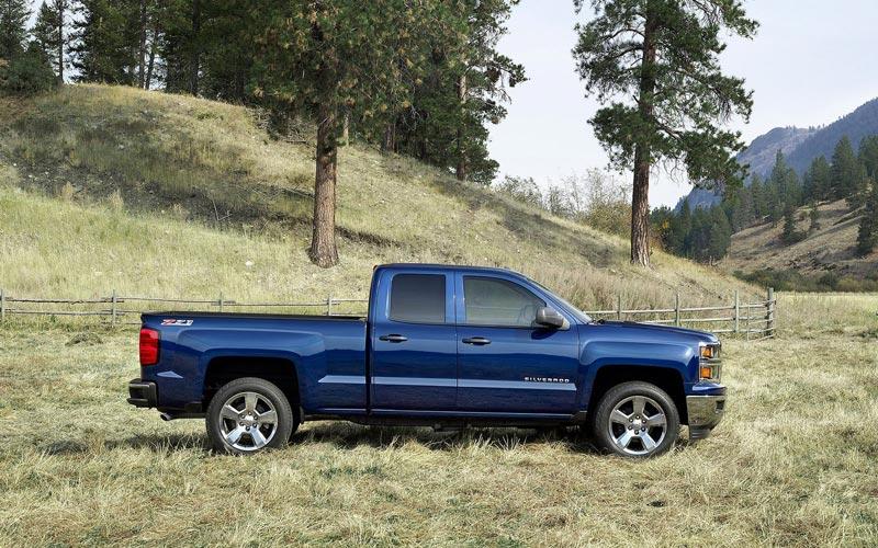 Фото Chevrolet Silverado