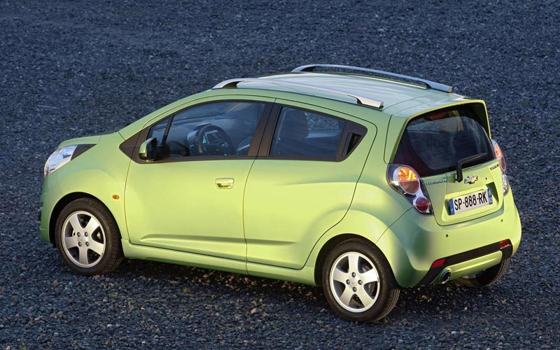 Фото Chevrolet Spark  (2010-2015)