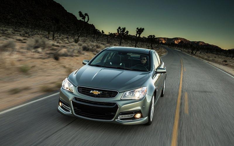 Фото Chevrolet SS  (2013-2015)