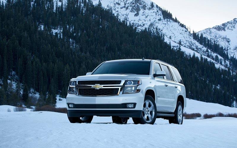 Фото Chevrolet Tahoe