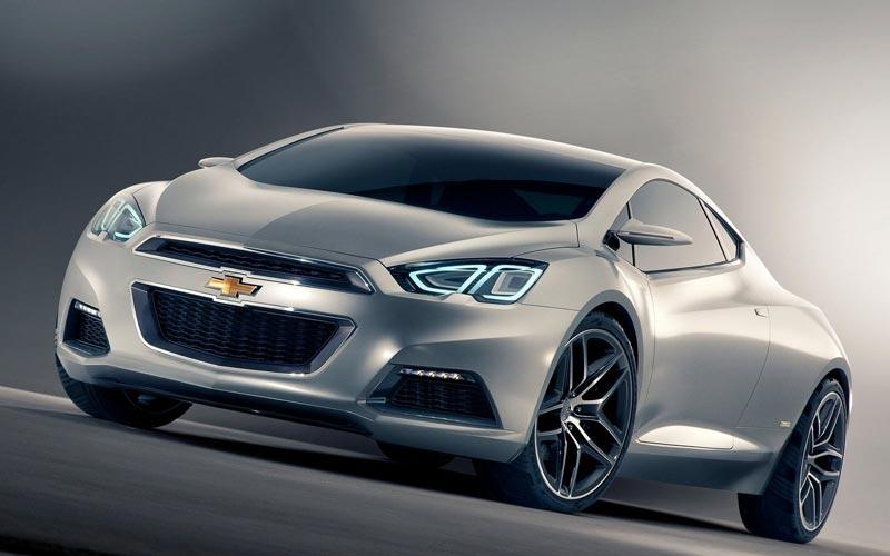 Фото Chevrolet Tru 140S Concept