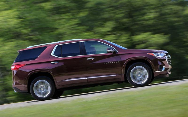 Фото Chevrolet Traverse