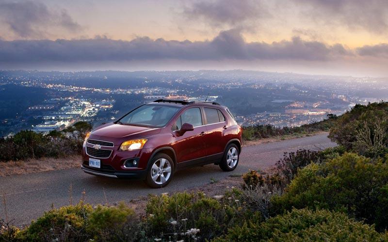 Фото Chevrolet Tracker