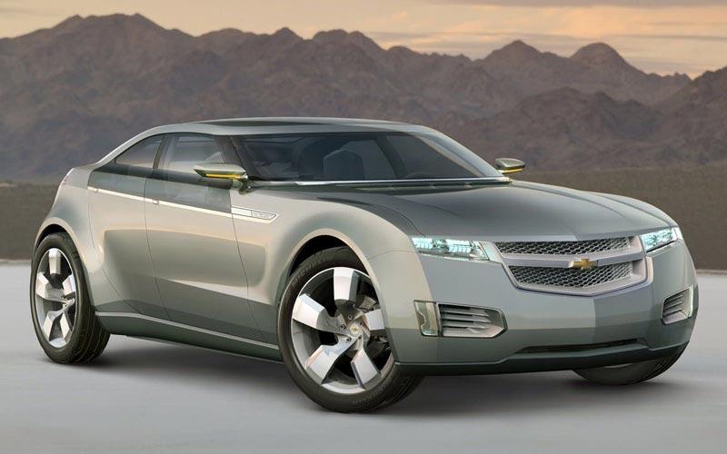 Фото Chevrolet Volt Concept