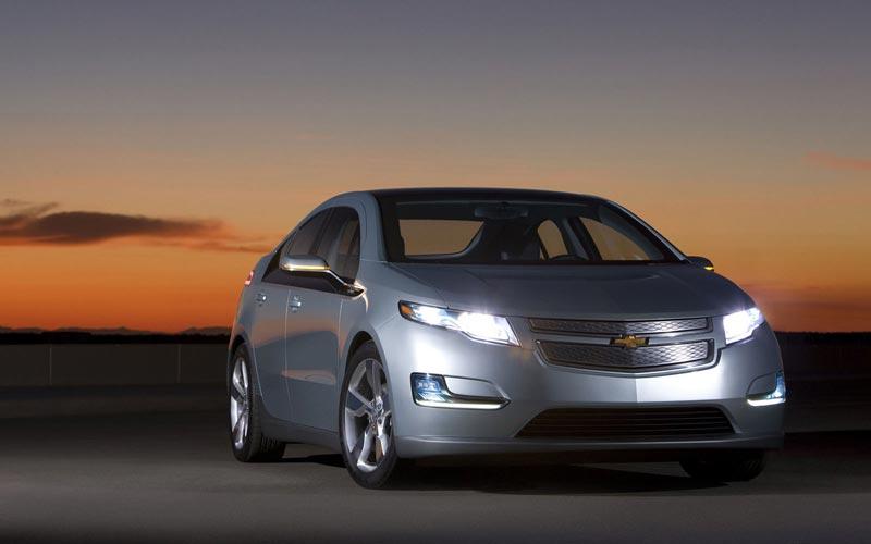 Фото Chevrolet Volt  (2010-2015)
