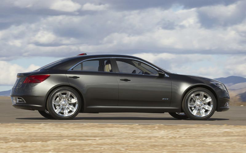 Фото Chrysler 200C EV Concept