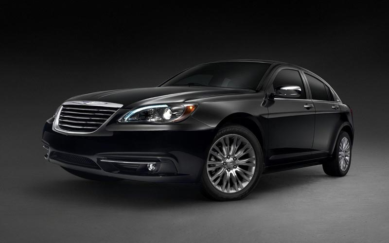 Фото Chrysler 200  (2011-2014)