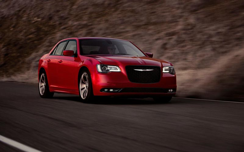 Фото Chrysler 300