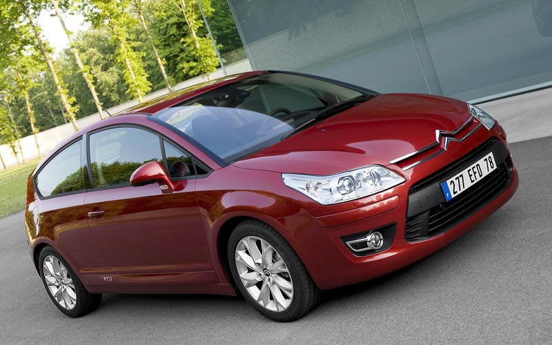 Фото Citroen C4 Coupe
