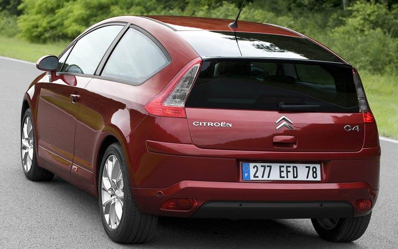Фото Citroen C4 Coupe