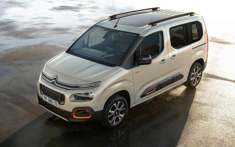 Фото Citroen Berlingo 2018