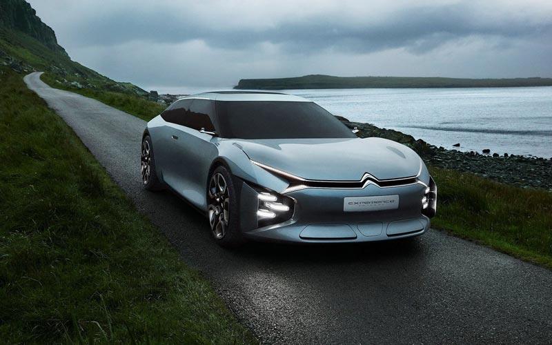 Фото Citroen CXperience Concept
