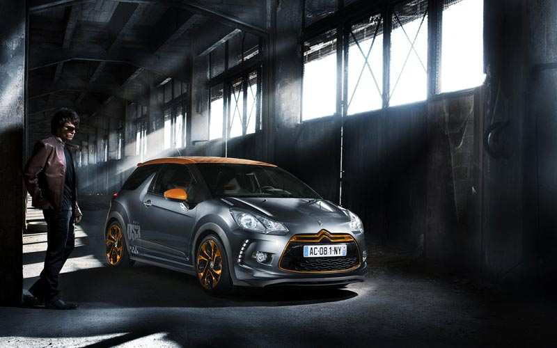Фото Citroen DS3 Racing