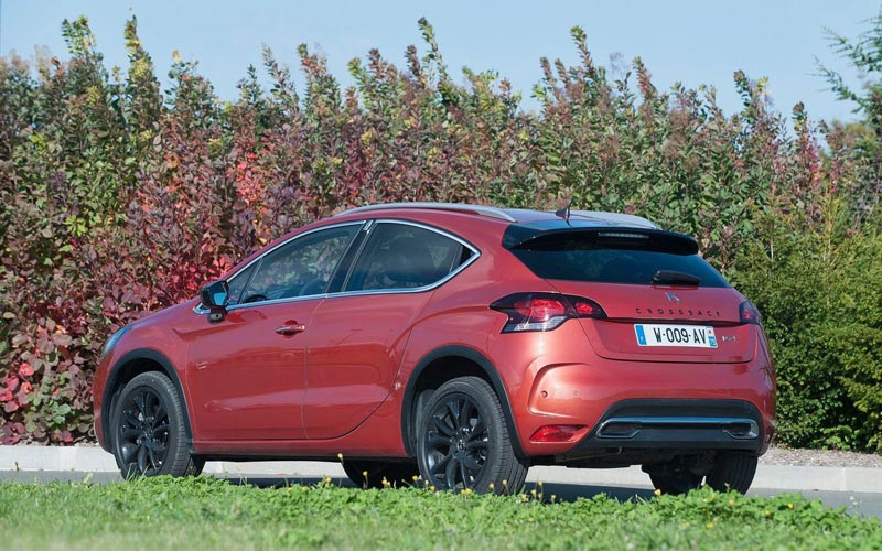 Фото Citroen DS4 Crossback
