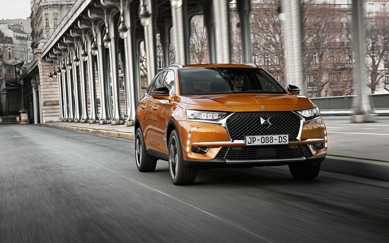 Фото Citroen DS7 Crossback