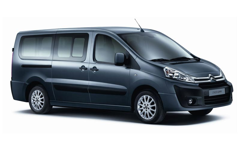 Фото Citroen Jumpy  (2013-2016)