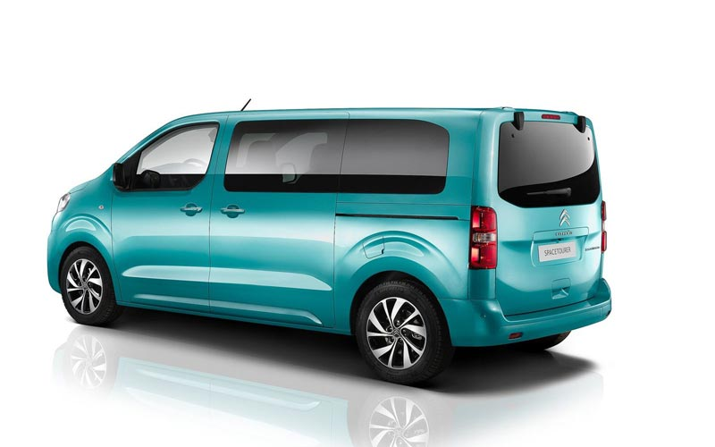 Фото Citroen SpaceTourer
