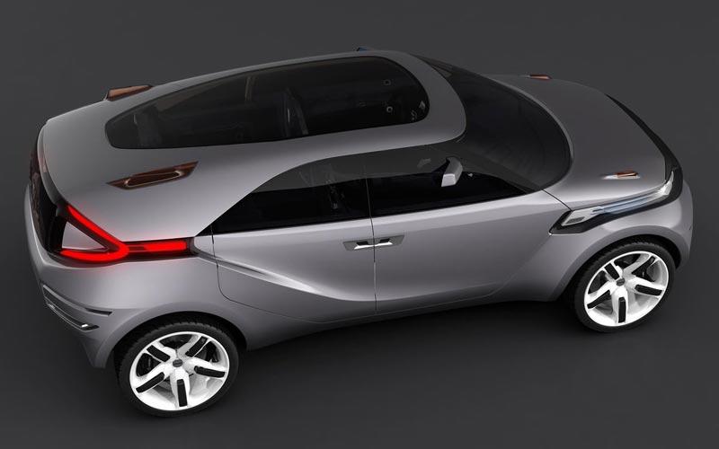 Фото Dacia Duster Concept