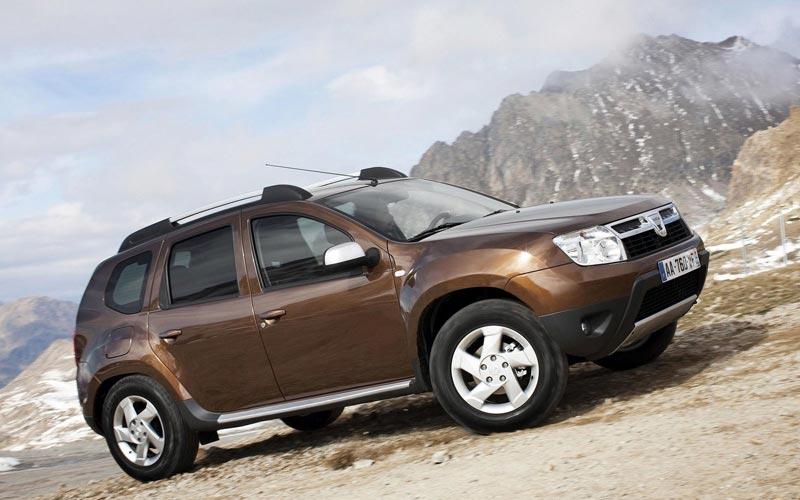 Фото Dacia Duster  (2010-2013)
