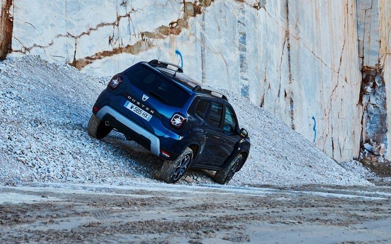 Фото Dacia Duster 2017