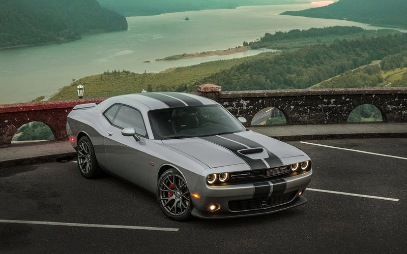 Фото Dodge Challenger SRT