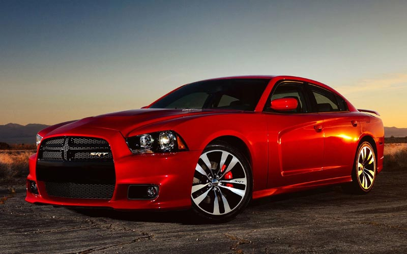 Фото Dodge Charger SRT-8  (2011-2015)