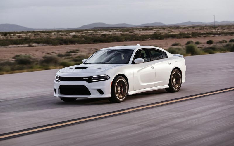 Фото Dodge Charger SRT-8