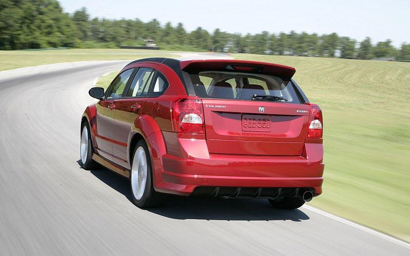 Фото Dodge Caliber SRT4
