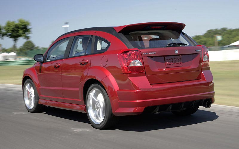 Фото Dodge Caliber SRT4