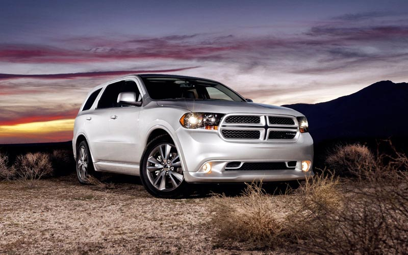 Фото Dodge Durango RT  (2011-2013)