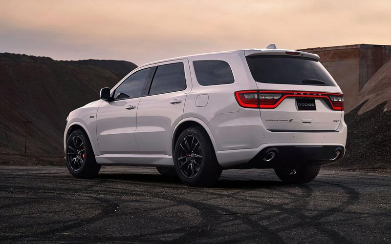 Фото Dodge Durango SRT