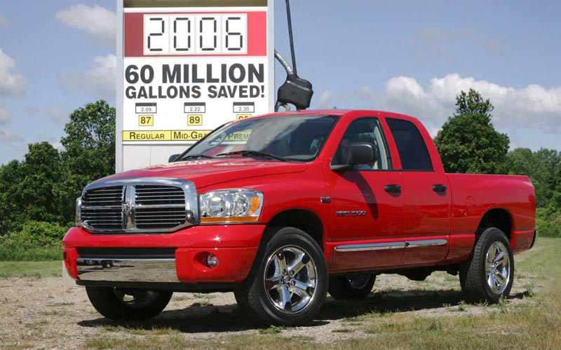 Фото Dodge Ram 1500  (2005-2008)