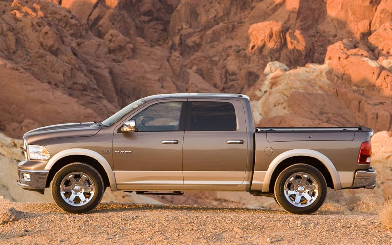 Фото Dodge Ram 1500