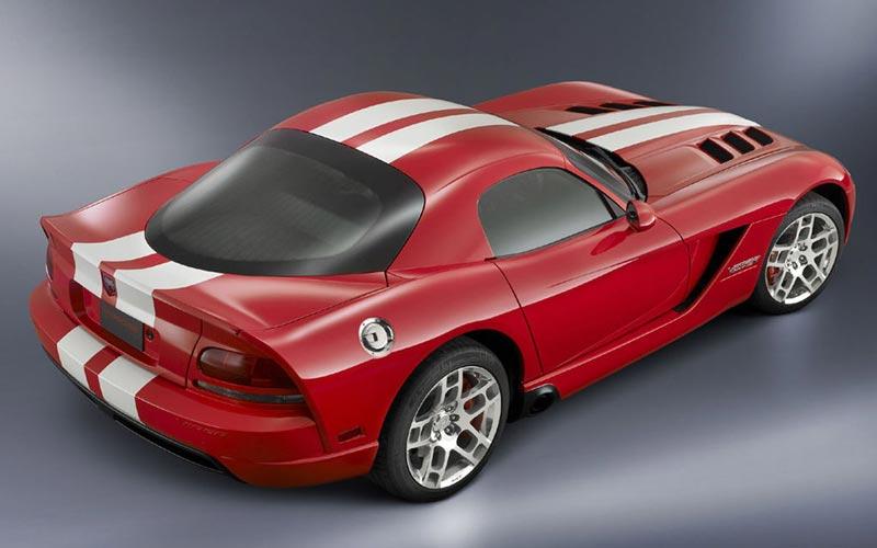 Фото Dodge Viper SRT-10 Coupe