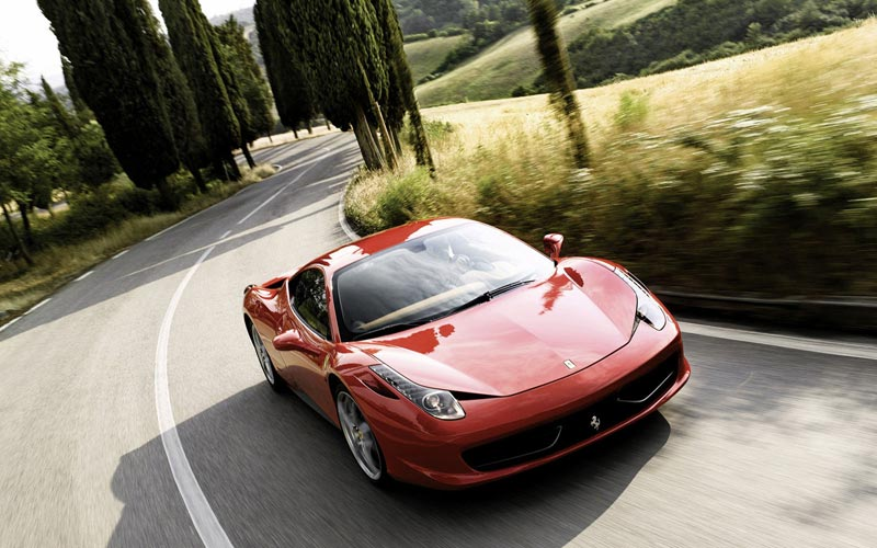 Фото Ferrari 458 Italia