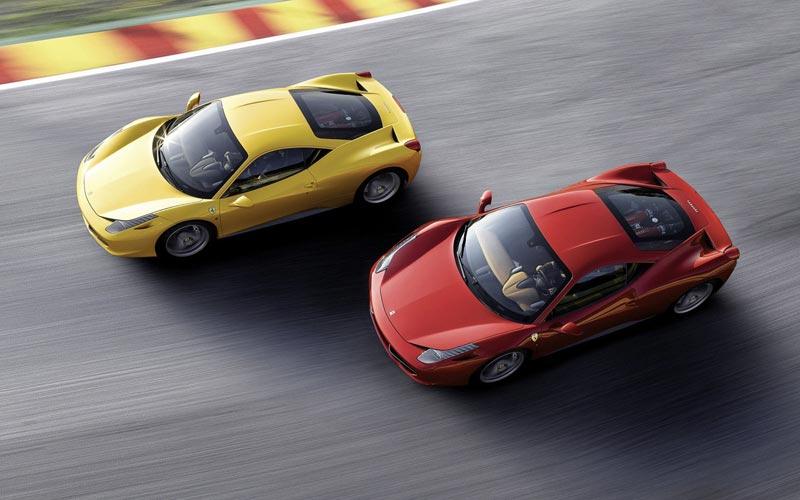 Фото Феррари 458 Италия