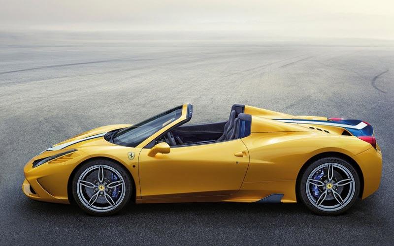 Фото Ferrari 458 Speciale A