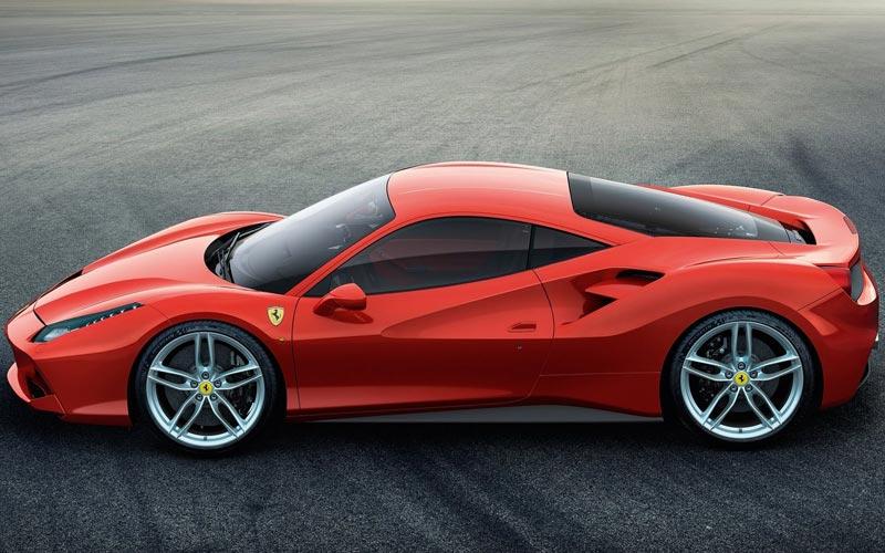 Фото Ferrari 488 GTB