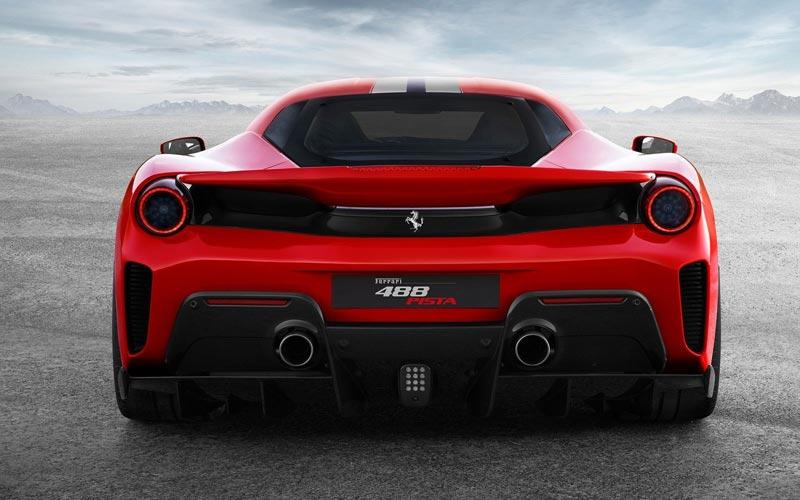 Фото Ferrari 488 Pista