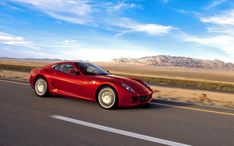 Фото Ferrari 599 GTB Fiorano