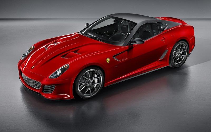 Фото Ferrari 599 GTO