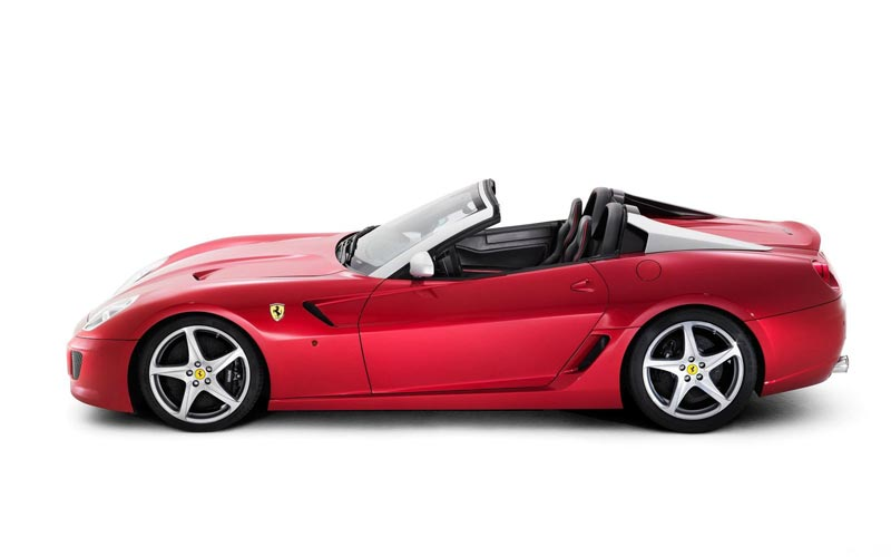 Фото Ferrari 599 SA Aperta
