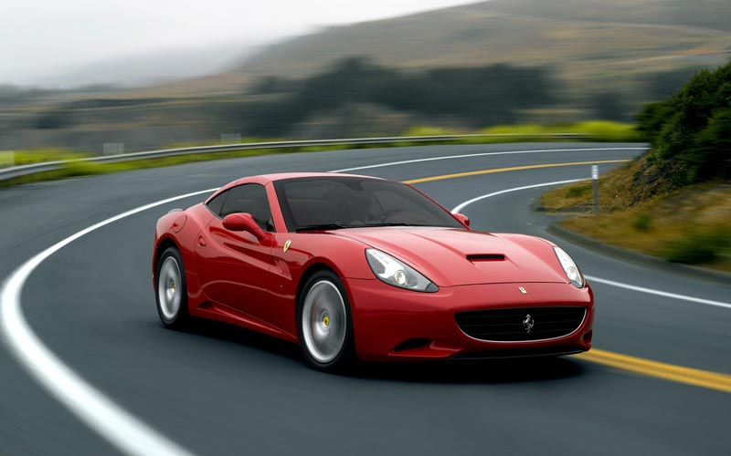 Фото Ferrari California  (2009-2012)