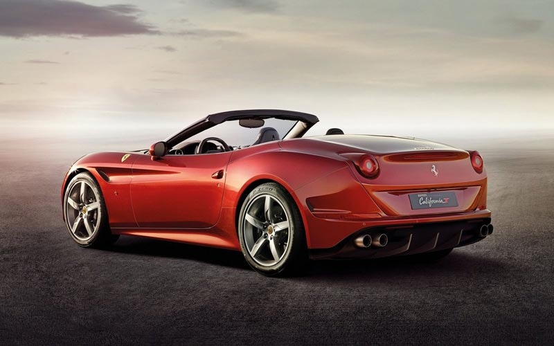 Фото Ferrari California T