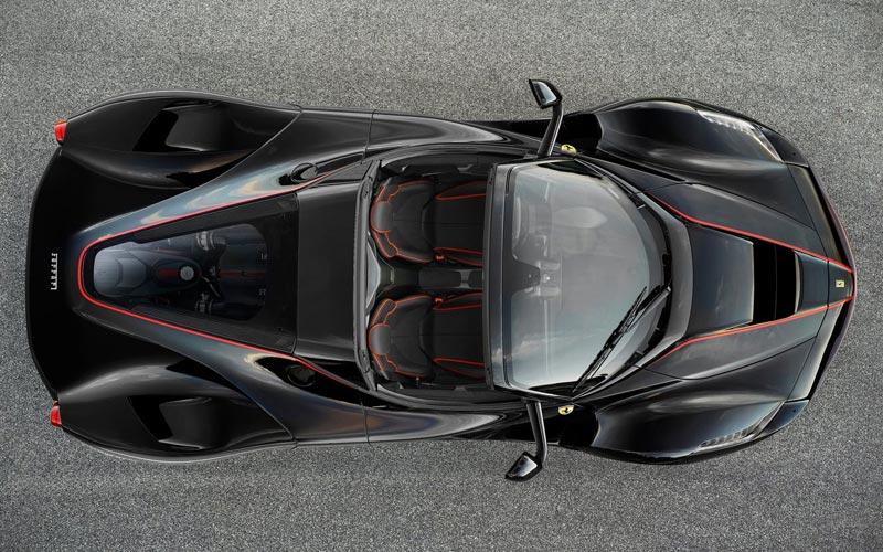 Фото Ferrari LaFerrari Aperta