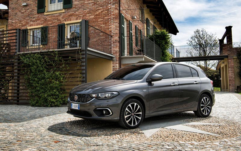 Фото FIAT Tipo