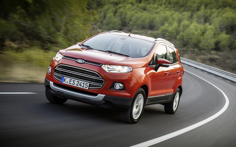 Фото Ford EcoSport  (2013-2017)